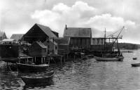Fishing village, Orr's Island