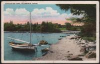 Contention Cove, Surry, 1936