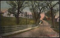 Main Street and bridge, Surry, 1912