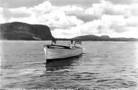 The 'Betty' on Moosehead Lake