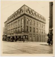 Munroe Building, Lisbon Street, Lewiston, ca. 1925