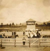 West Oxford Agricultural Society fair, ca. 1880