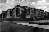 George W. Stearns High School, Millinocket, ca. 1940
