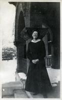 Lillian Lincoln, Farmington State Normal School, ca. 1917