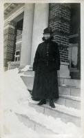 Virginia Porter, Farmington State Normal School, ca. 1917