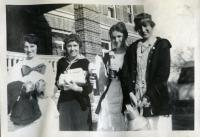Picnic Committee, Farmington State Normal School, ca. 1917