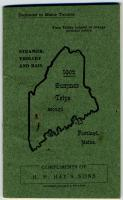 'Summer Trips around Portland' brochure, 1902