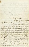 C.A. Garcelon from Gettysburg, 1863