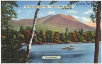 Mount Katahdin, Baxter State Park, ca. 1938