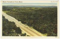 Maine Turnpike, York, ca. 1947
