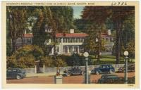 Governor's Residence, Augusta, ca. 1938
