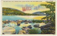 Eagle Lake, Acadia National Park, ca. 1935