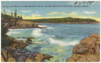 Acadia National Park, Bar Harbor, ca. 1938