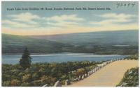 Eagle Lake, Mt. Desert Island, ca. 1935