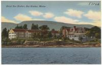 Hotel Bar Harbor, Bar Harbor, ca. 1950