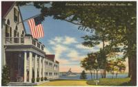 Hotel Bar Harbor, Bar Harbor, ca. 1950