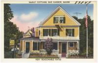 McKay Cottage, Bar Harbor, ca. 1935
