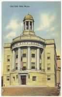 City Hall, Bath, ca. 1935