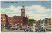 City Square, Biddeford, ca. 1940
