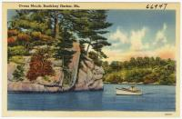Ovens Mouth, Boothbay, ca. 1935