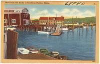 Boothbay Harbor, ca. 1938