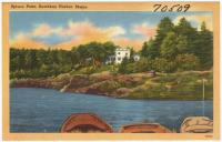 Spruce Point, Boothbay Harbor, ca. 1938