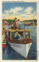 Boat Donalene, Boothbay Harbor, ca. 1938