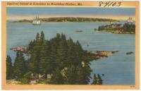 Sqirrel Island and Boothbay Harbor, ca. 1938