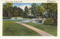 Shorey Park, Bridgton, ca. 1938