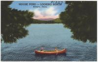 Moose Pond, Bridgton, ca. 1938