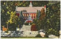 Camden Public Library, ca. 1938