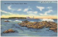 Cape Porpoise Harbor Lighthouse, ca. 1935