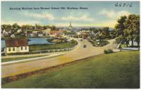 Machias, ca. 1938