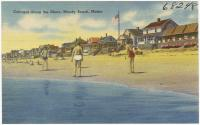 Moody Beach, Wells, ca. 1938