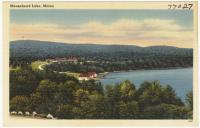 Moosehead Lake, Greenville, ca. 1938