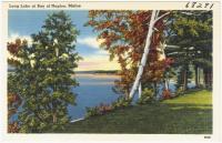 Long Lake, Naples, ca. 1935