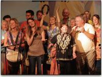 Sweet Chariot Festival musicians, Swan's Island, ca. 2000