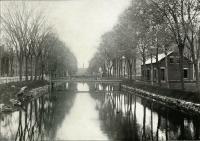 Canal Street, Lewiston, ca. 1900