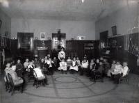 St. Mary's School, Lewiston, 1909