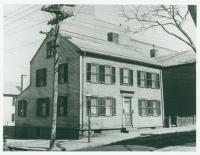 Cyrus H.K. Curtis birthplace, Portland, 1923