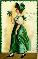 The Wearing of the Green, ca. 1910