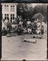 Village school, Surry, ca. 1948