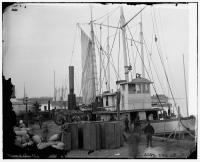 Aquia Creek Landing, Virginia, ca. 1863