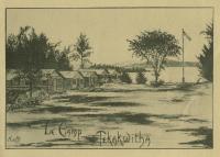 Camp Tekakwitha brochure, Leeds, ca. 1940