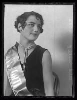 Ethel Mallett, Miss Portland, 1927