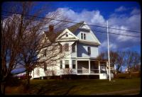 Can Plant House, Lubec, 1975