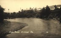 Fish River, Fort Kent, ca. 1920