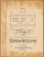 Venetian Dance choral program, 1912