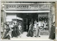 Riker-Jaynes Drug Store, Portland, ca. 1913