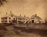 Old Hamlen Estate, Gorham, ca. 1920